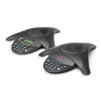 Two Polycom Sounstations
